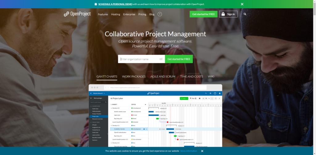 openProject - narzędzia do zarządzania projektami - narudo.pl