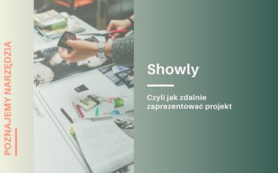 Kilka słów o Showly, czyli jak zdalnie zaprezentować projekt