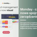 Monday - zarządzanie projektami, zarządzanie zespołami