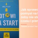 """Pat Flynn """"Gotowi na start"""" #bibliotekamanagera narudo.pl"""
