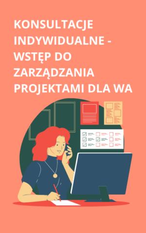 konsultacje indywidualne o zarządzaniu projektami dla wirtualnych asystentek
