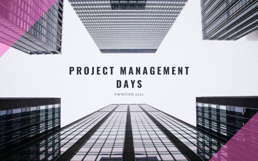 Project Management Days – #PMDays2021