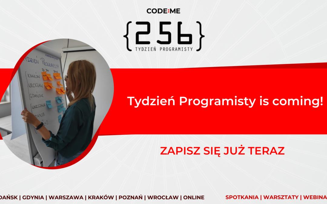 Tydzień Programisty nadchodzi :)